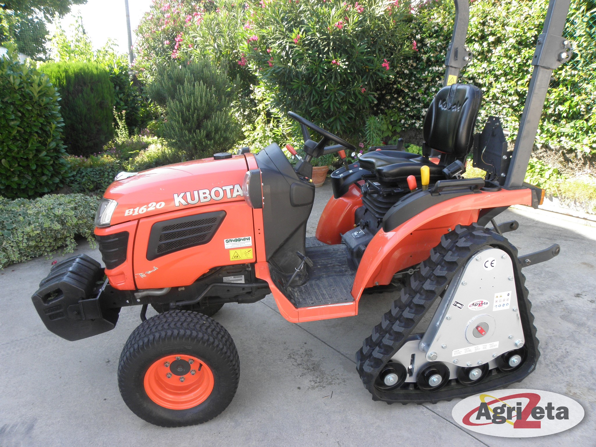 tracks for tractors: trk200/34